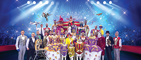 Visiter la gallerie 2016, Le cirque !!!